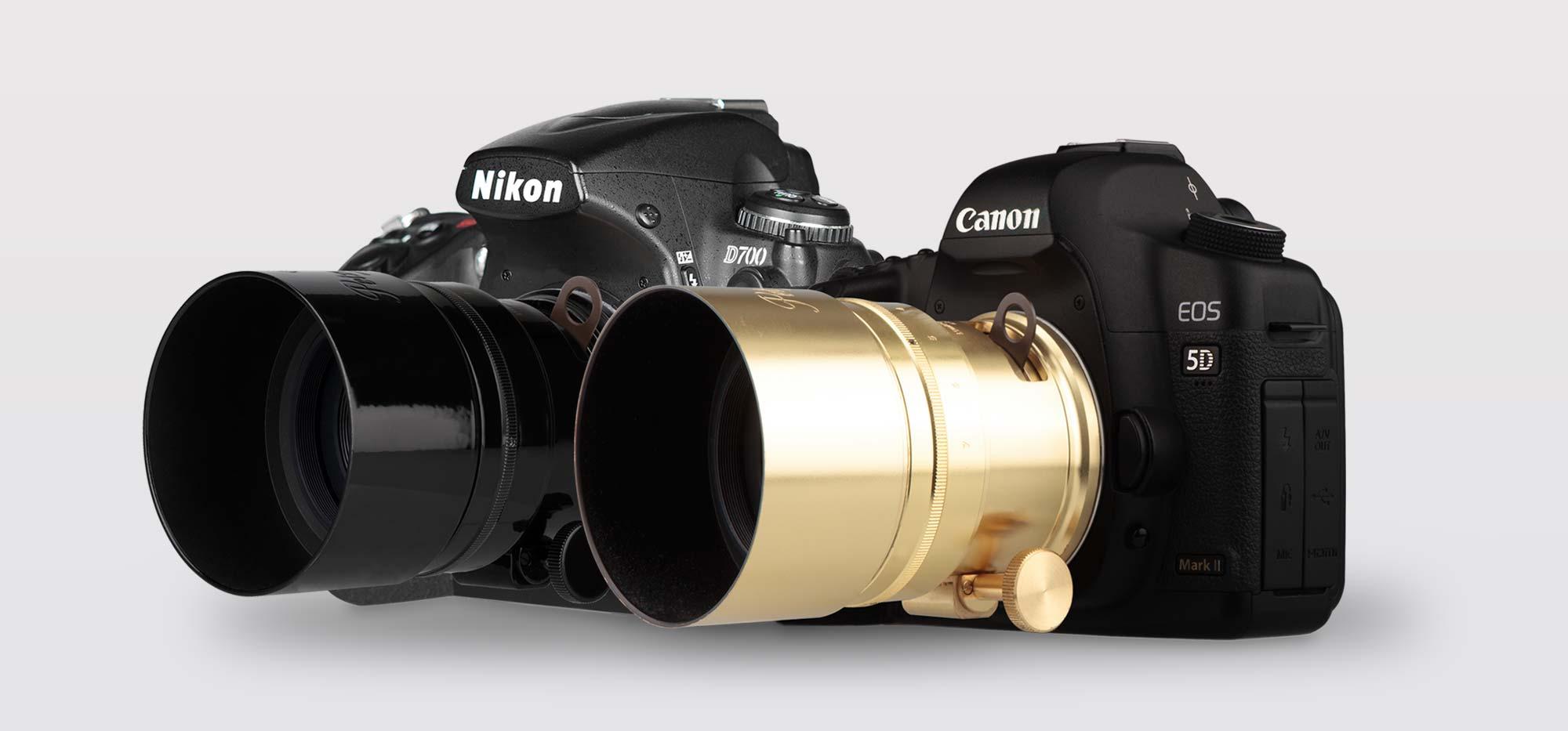 Sold Meyer Optik Lomography Lenses Canon Ef Mount Fm Forums Petzval 85 F 22 Bokeh Control Lens Brass 58mm 19