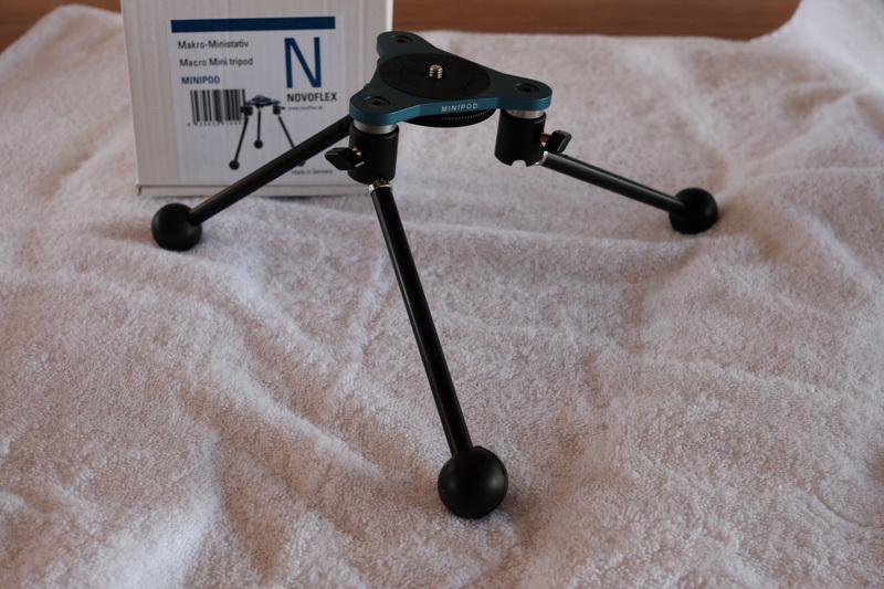 Novoflex Macro Tripod MINIPOD