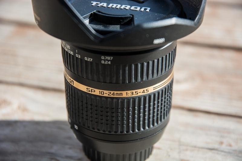 Withdrawn: Tamron SP AF 10-24mm f/3 5-4 5 DI II Zoom Lens