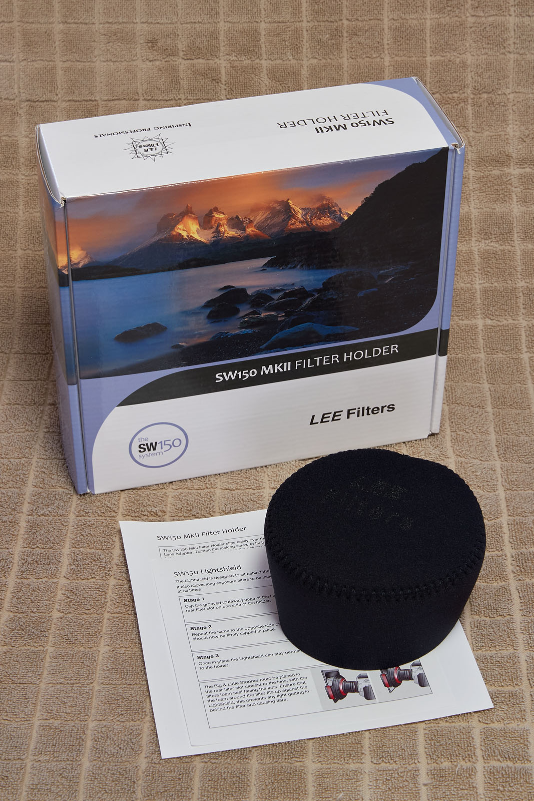 FS: Lee SW150 Mark II Filter Holder and FotodioX WonderPana