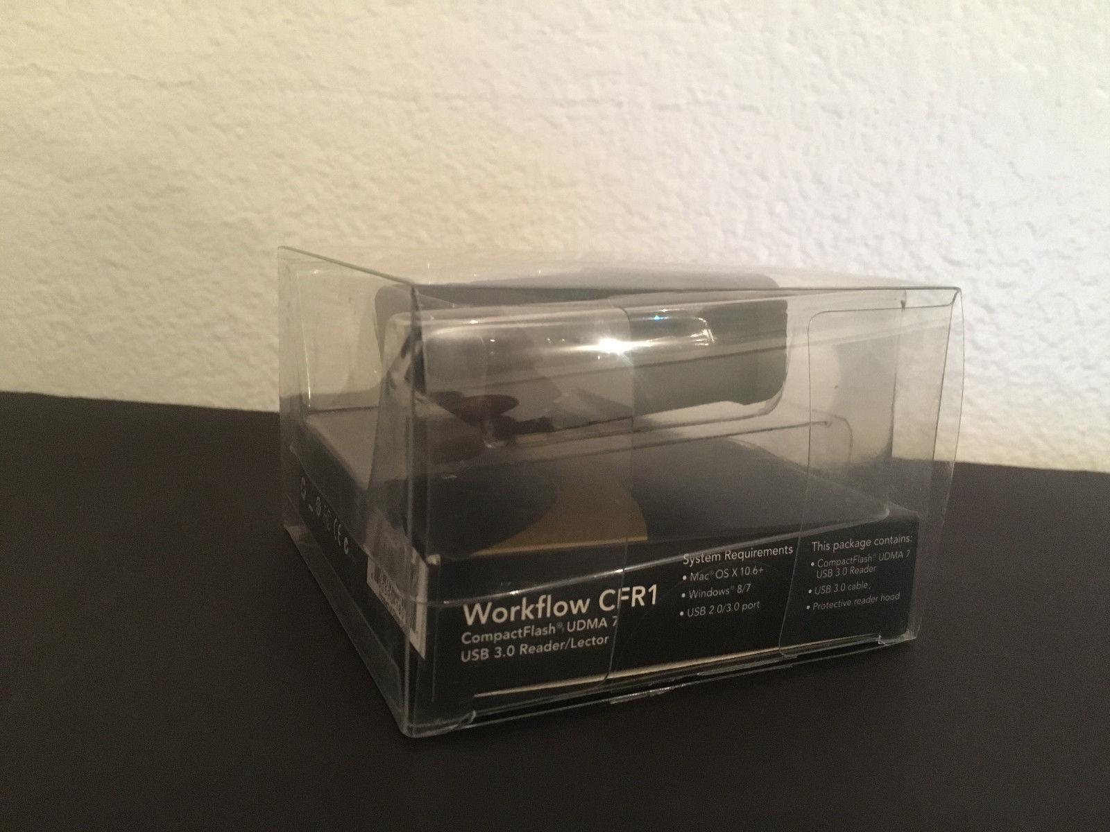 Lexar Professional Workflow CFR1 lector USB 3.0 CompactFlash