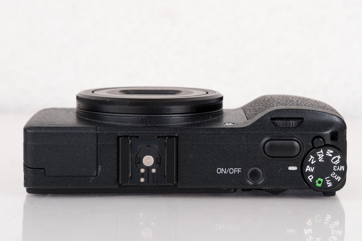 Sold: Ricoh GR II with Ricoh GV-2 Mini External Viewfinder