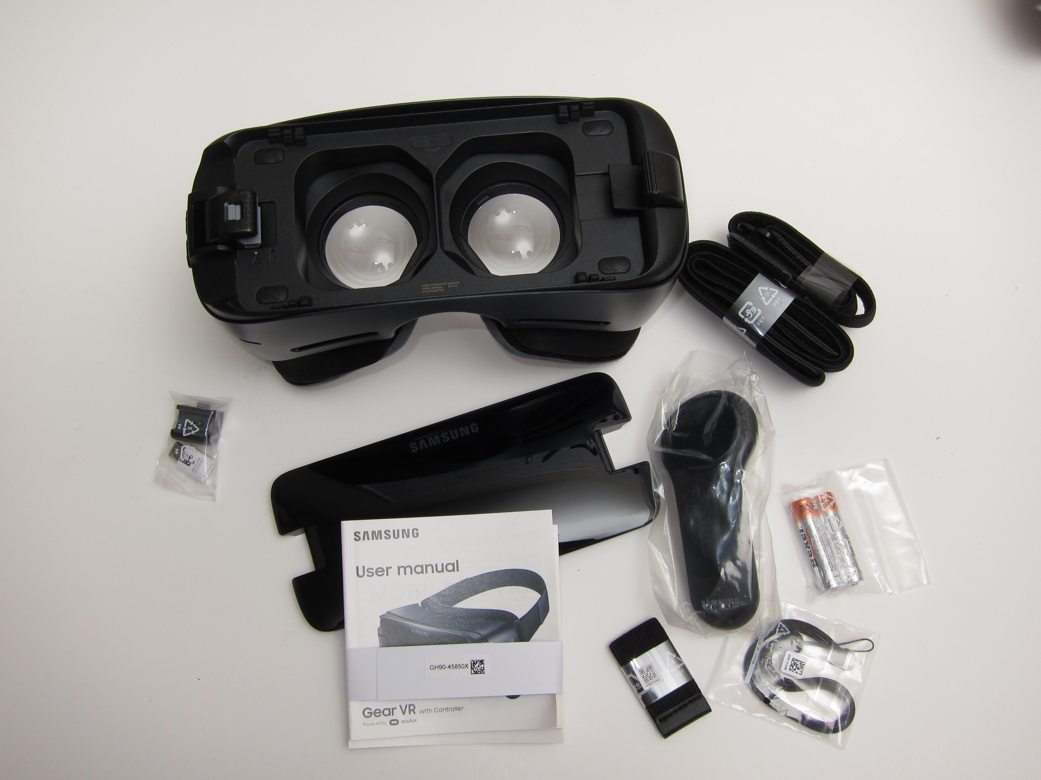 FT: Samsung Note 8 + VR Kit - FM Forums