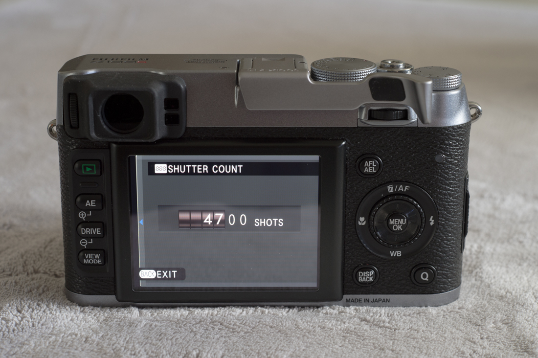 Sold Fujifilm X100s With Accessories Fm Forums