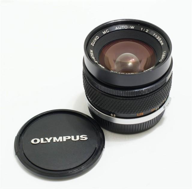 Olympus Zuiko OM 35mm F2 0 falling apart? - FM Forums