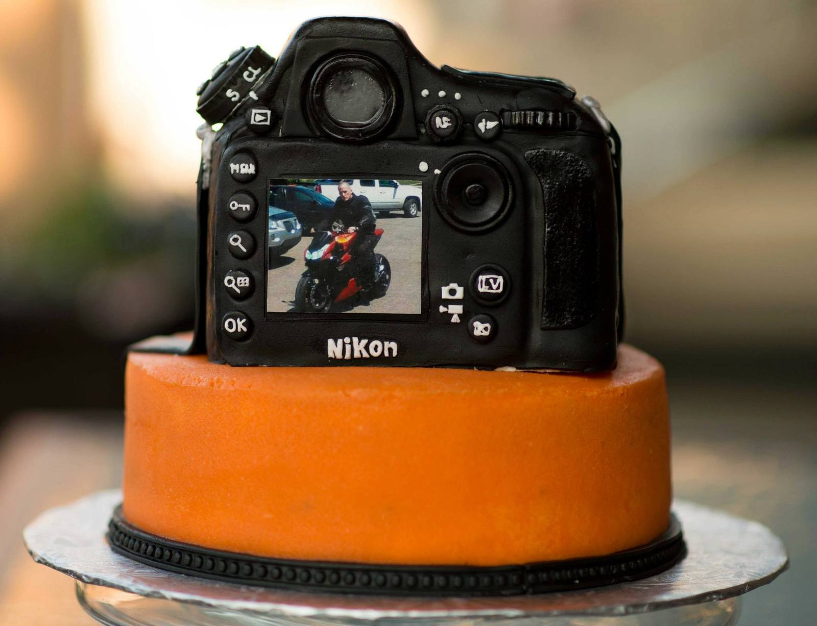 Excellent Nikon Birthday Cake Fm Forums Funny Birthday Cards Online Barepcheapnameinfo
