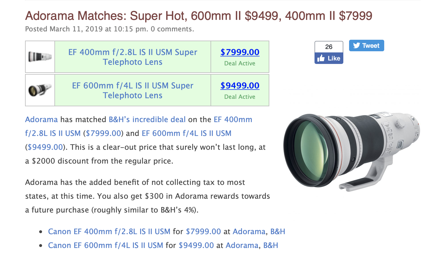 Official Canon EF 600mm f/4L is III thread (Post your pics