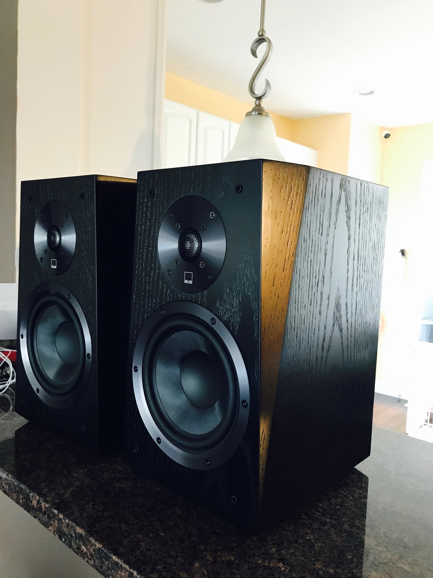 FS SVS Ultra Bookshelf Speakers