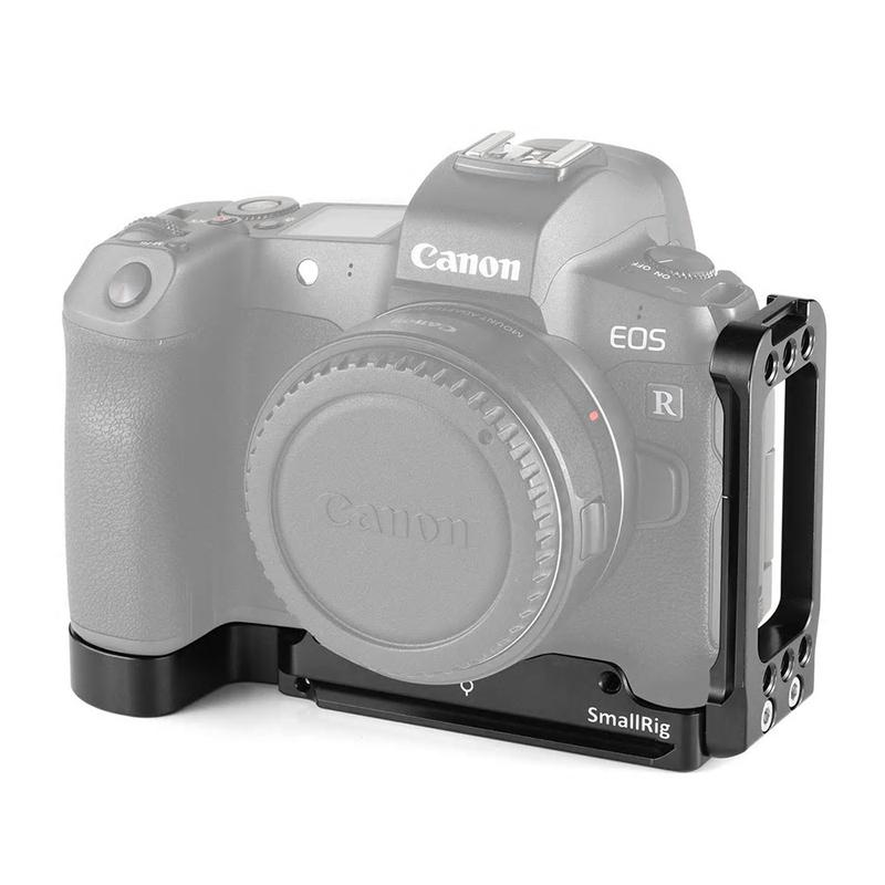 ProMediaGear Bracket Plate for Canon 6D Body