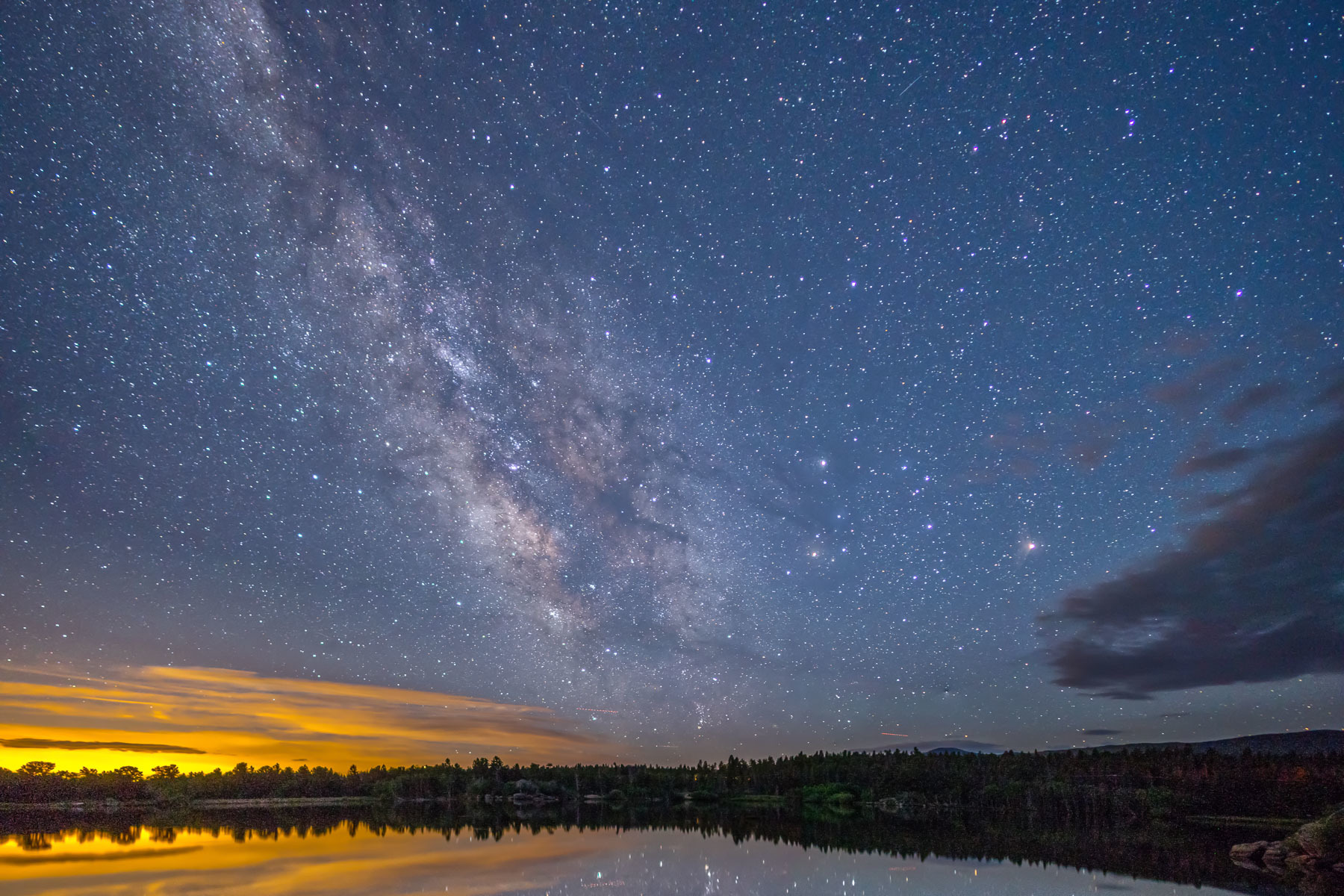 Show me your Milky Way shots with your Sony? - FM Forums