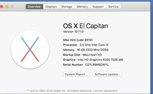 Sold: Late 2012 Mac Mini - FM Forums