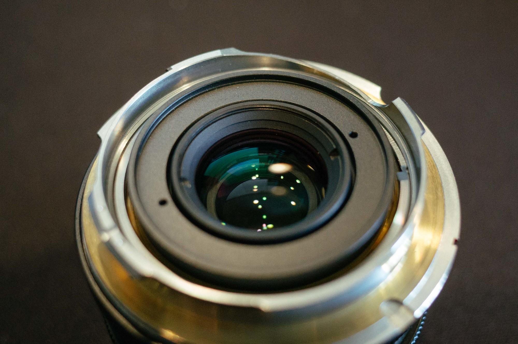 Usps Candidate Login >> Sold: Voigtlander 50mm f/2.5 Color-Skopar (LTM w/ M adapter) - FM Forums