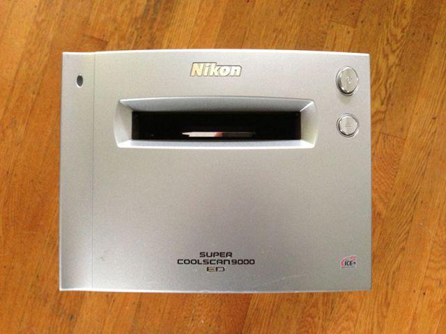 Sold: Nikon Super CoolScan 9000 ED Slide & Film Scanner - FM