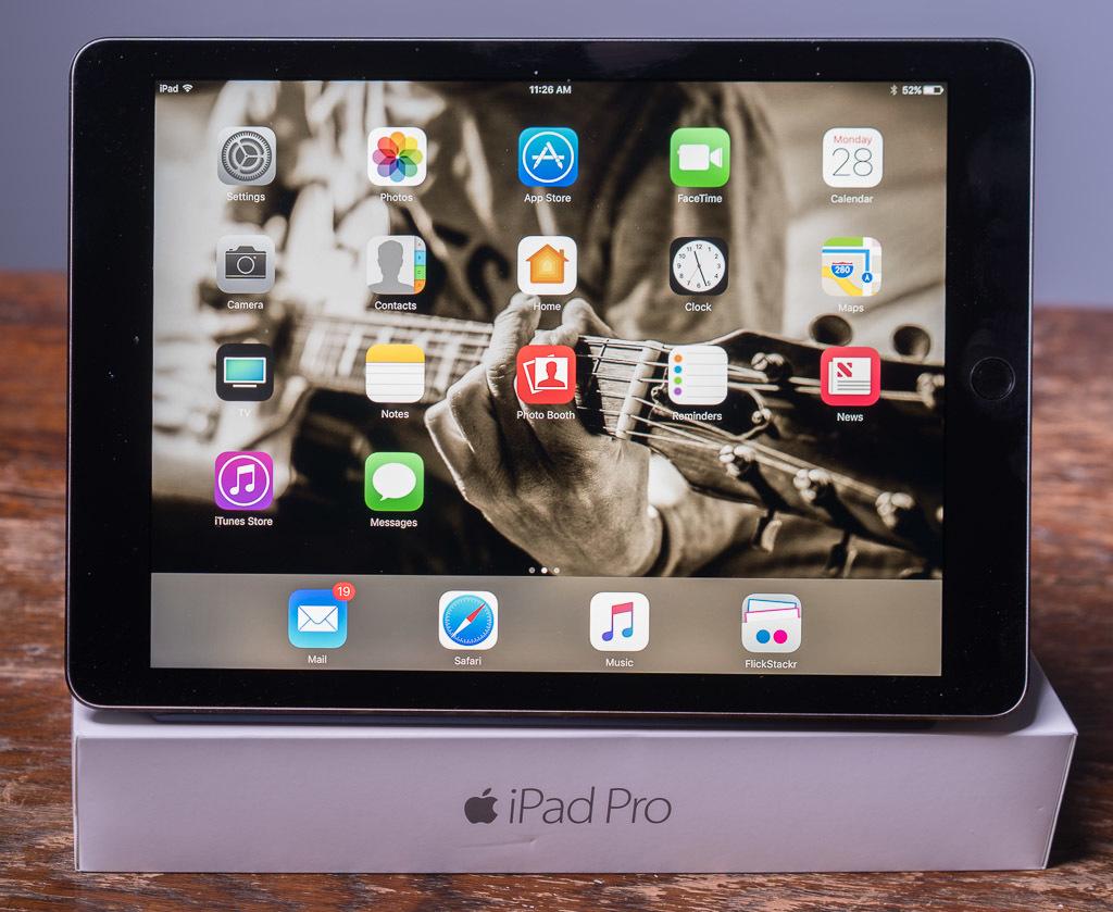 sold apple ipad pro 9 7 128gb wifi fm forums. Black Bedroom Furniture Sets. Home Design Ideas
