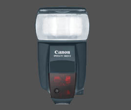 FLASH BULB For CANON SPEEDLITE 580EX II 580EXII 580 EX II Cleaning Cloth