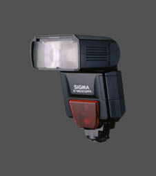 Sigma ef-500 dg st hot shoe flash youtube.